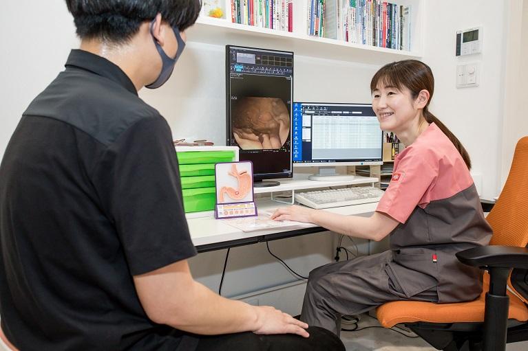 日本消化器内視鏡学会専門医による、正確で丁寧な胃カメラ・大腸カメラ