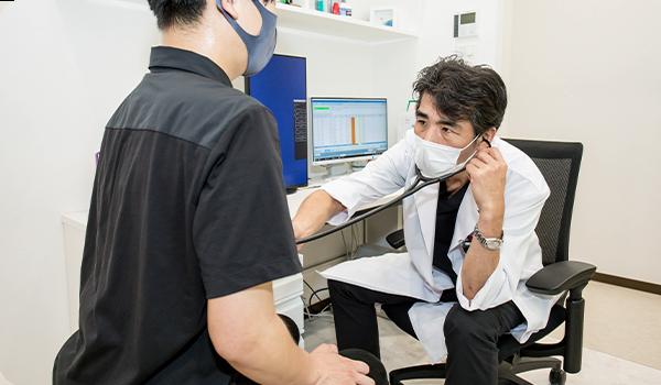 健康診断・各種検査に対応