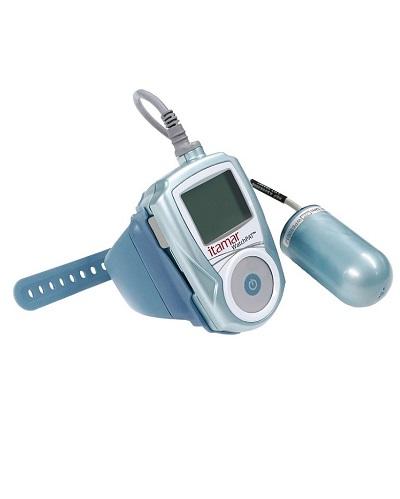 睡眠時無呼吸症候群の簡易検査機器